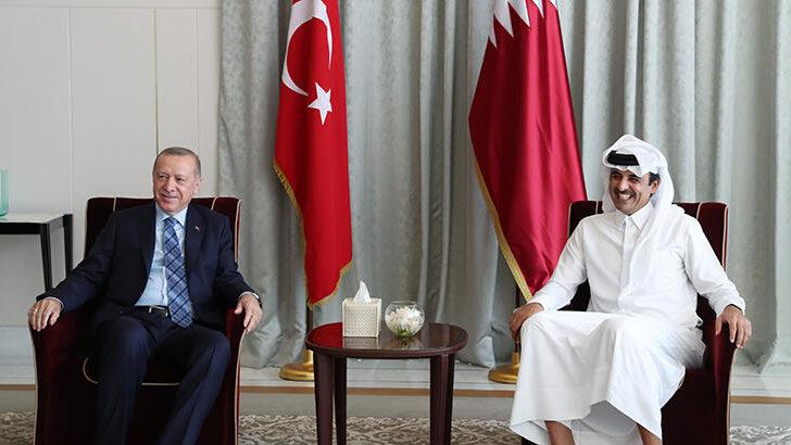 Korona ardından ilk kez yurtdışına çıkan Erdoğan 5 törene katılacak