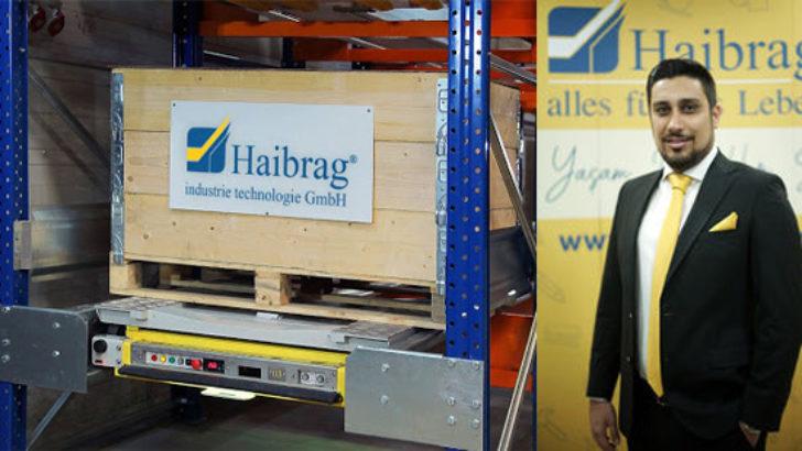 Haibrag'dan Türkiye'ye 58 milyon euroluk yatırım