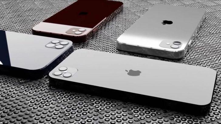 iPhone 12'nin olası görüntüleri derlendi