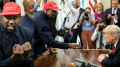 Trump'ın destekçisi rapçi West, Trump'a rakip oluyor