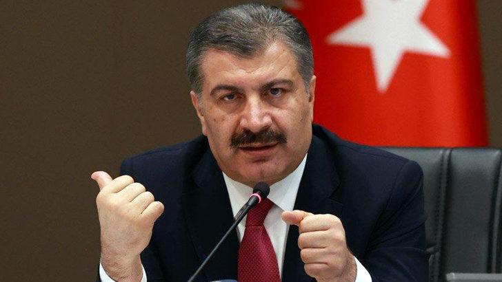 Koronavirüs Bilim Kurulu Toplantısı sona erdi. Sağlık Bakanı Fahrettin Koca açıklama yaptı
