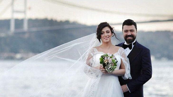 Oyuncu çift Bülent Emrah Parlak ile Burcu Gönder boşanıyor