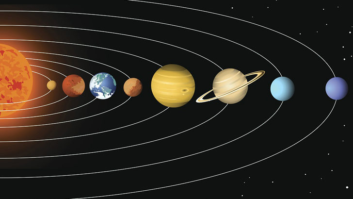 Diğer gezegenlerde kaç yaşındasınız?