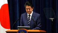 Japon basını Şinzo Abe'nin istifa edeceğini iddia etti