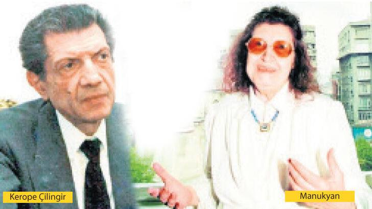Matild Manukyan'ın oğlu öldü