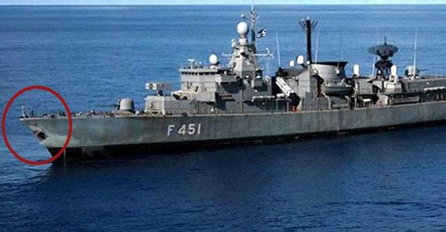 Oruç Reis'e tacizde bulunmak isteyen Fransız ve Yunan gemileri kaçtı