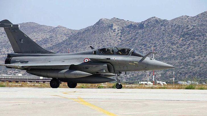 Türkiye'den Fransa'ya Kıbrıs'a konuşlandırdığı uçaklar hakkında uyarı