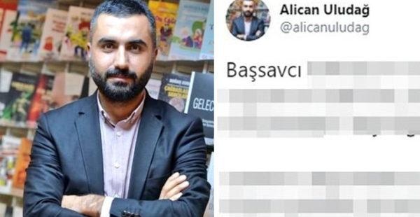 Başsavcıyı hedef gösteren Cumhuriyet muhabiri hakkında soruşturma başlatıldı