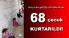 Çocuk Şube'den 'Suriyeli çocuk dilenci' operasyonu: 68 çocuk kurtarıldı
