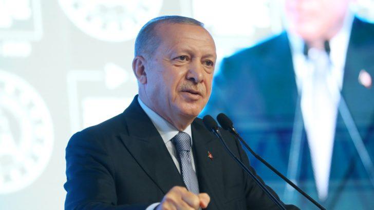 Başkan Erdoğan'dan duygu dolu Ayda Gezgin mesajı