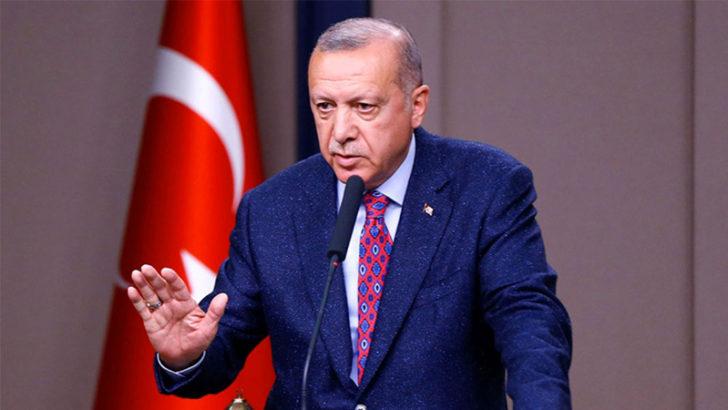 Cumhurbaşkanı Erdoğan, Oruç Reis'i bakıma almamızın bir anlamı var