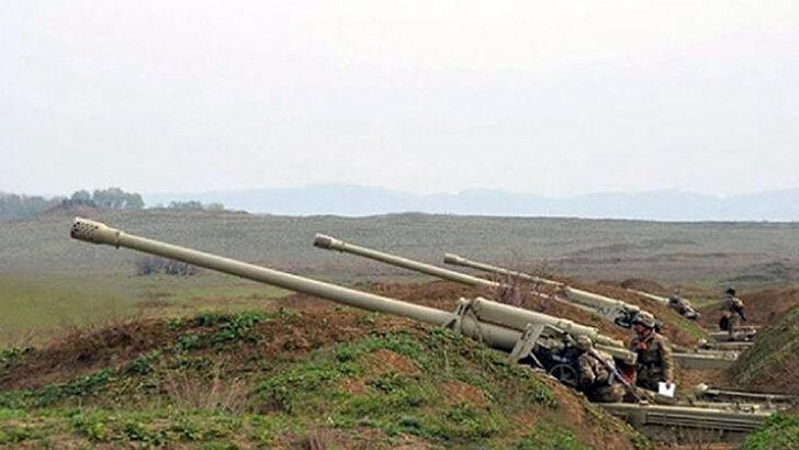 Ermenistan Azerbaycan cephe hattında sivillere saldırdı