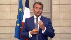 Fransız Cumhurbaşkanı Macron, Türkçe twit attı