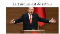 Fransız medyasında manşet: Türkler geri döndü