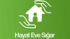 Hayat Eve Sığar Çağrı Merkezi ve sosyal medya hesapları açıldı