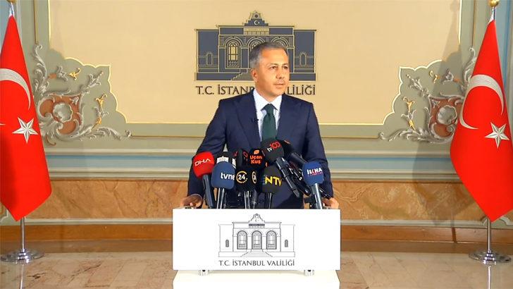 İstanbul Valiliği, kademeli mesainin ayrıntılarını açıkladı