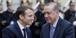 Macron: Türkiye'ye saygı duyuyoruz ve diyaloğa hazırız