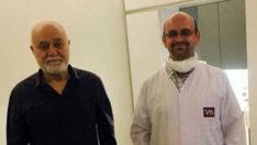 Nihat Hatipoğlu, koronavirüsü yendi