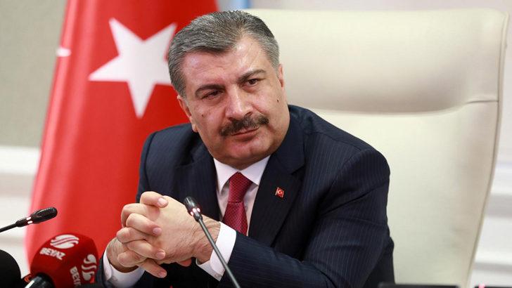 Sağlık Bakanı Koca MHP lideri Bahçeli'ye teşekkür etti
