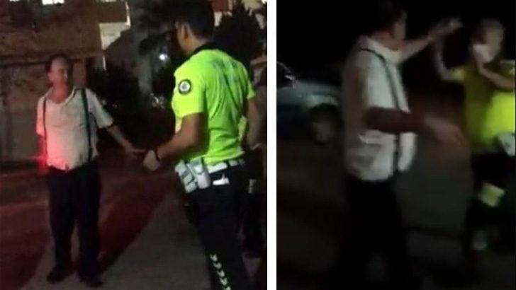 Trafik denetimine takılan alkollü hakim, tayin edildiği Van'a gitmedi