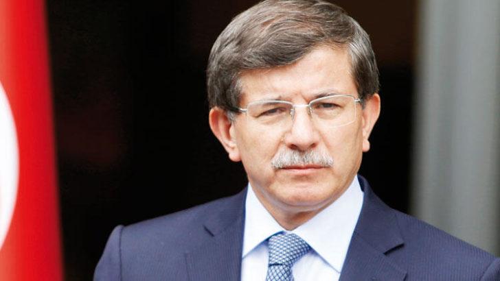 Ahmet Davutoğlu'ndan HDP'ye kayyum desteği