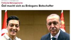 Alman basını, Mesut Özil'in Azerbaycan paylaşımından rahatsız oldu
