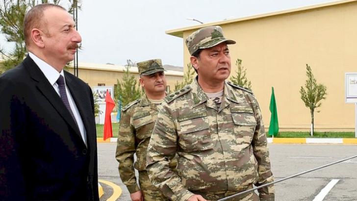 Azerbaycan Genelkurmay Başkanına 'ajan' iftirası