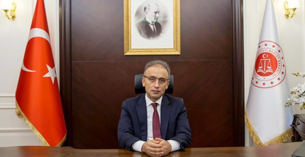 FETÖ ile mücadelenin kritik ismi Hasan Yılmaz HSK üyesi oldu