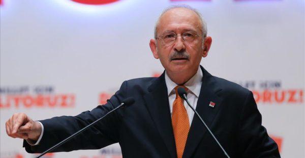 Kılıçdaroğlu hedef gösterdi, HSK sessiz kaldı
