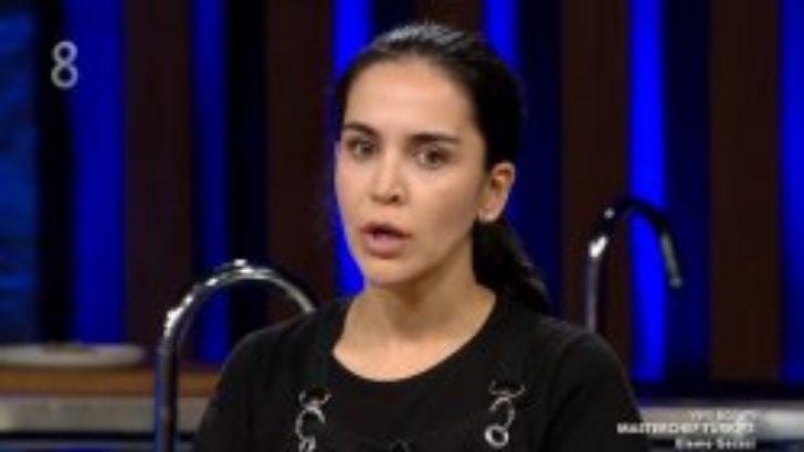 Masterchef Türkiye'de elenen isim Duygu oldu