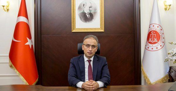 Yeni bakan Yardımcısı Hasan Yılmaz göreve başladı