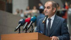 İrfan Fidan, Anayasa Mahkemesi üyeliğini açıkladı