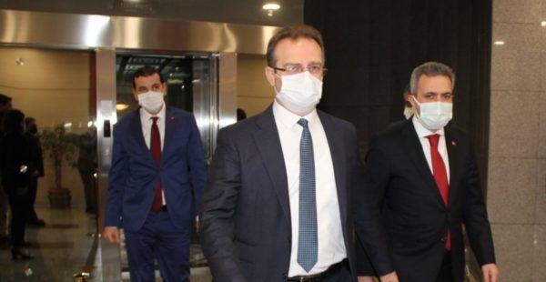 İstanbul Başsavcısı Şaban Yılmaz işbaşı yaptı