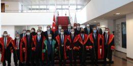 Yargıtay'a seçilen 11 üye mazbatalarını aldı!