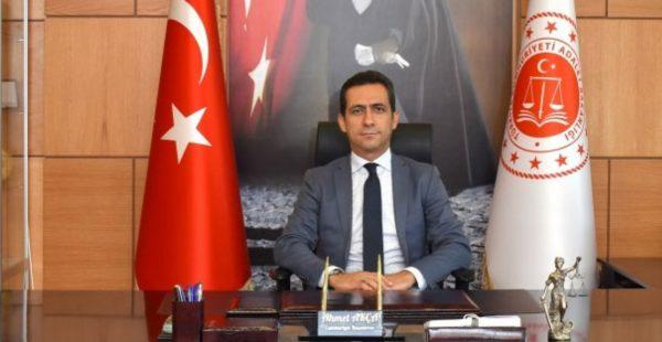 Ankara Cumhuriyet Başsavcısı Akça görevine başladı